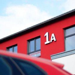 1A! Gebäude